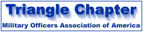 Triangle Chapter Military Officers  Association of America